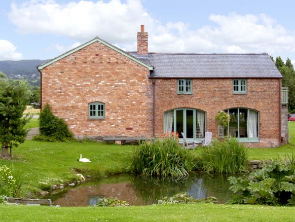 View of The Coach House | Self Catering North Wales
