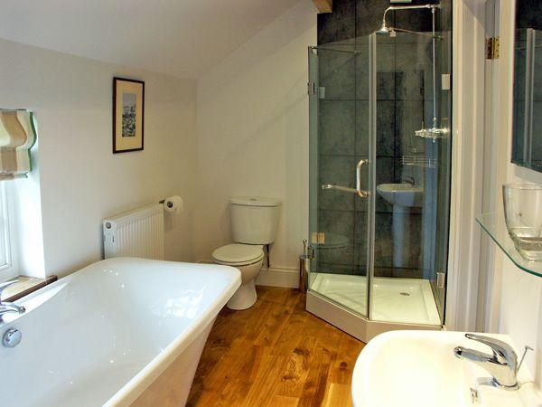 Luxury Bathroom | Cae Caled | Romantic Self Catering | North Wales