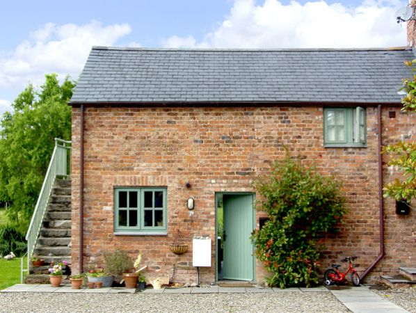 Exterior of The Coach House | Self Catering North Wales