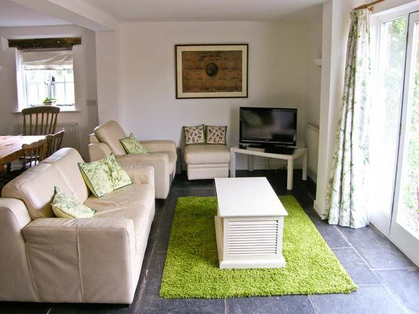 Open Plan Living Space | Llyn Clwyd Self Catering | Glan Clwyd Isa