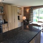 Glan Clwyd Isa | Coach House | New Kitchen 1