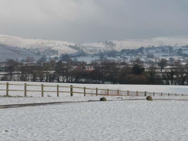 Winter In Denbighshire, North Wales | Glan Clwyd Isa