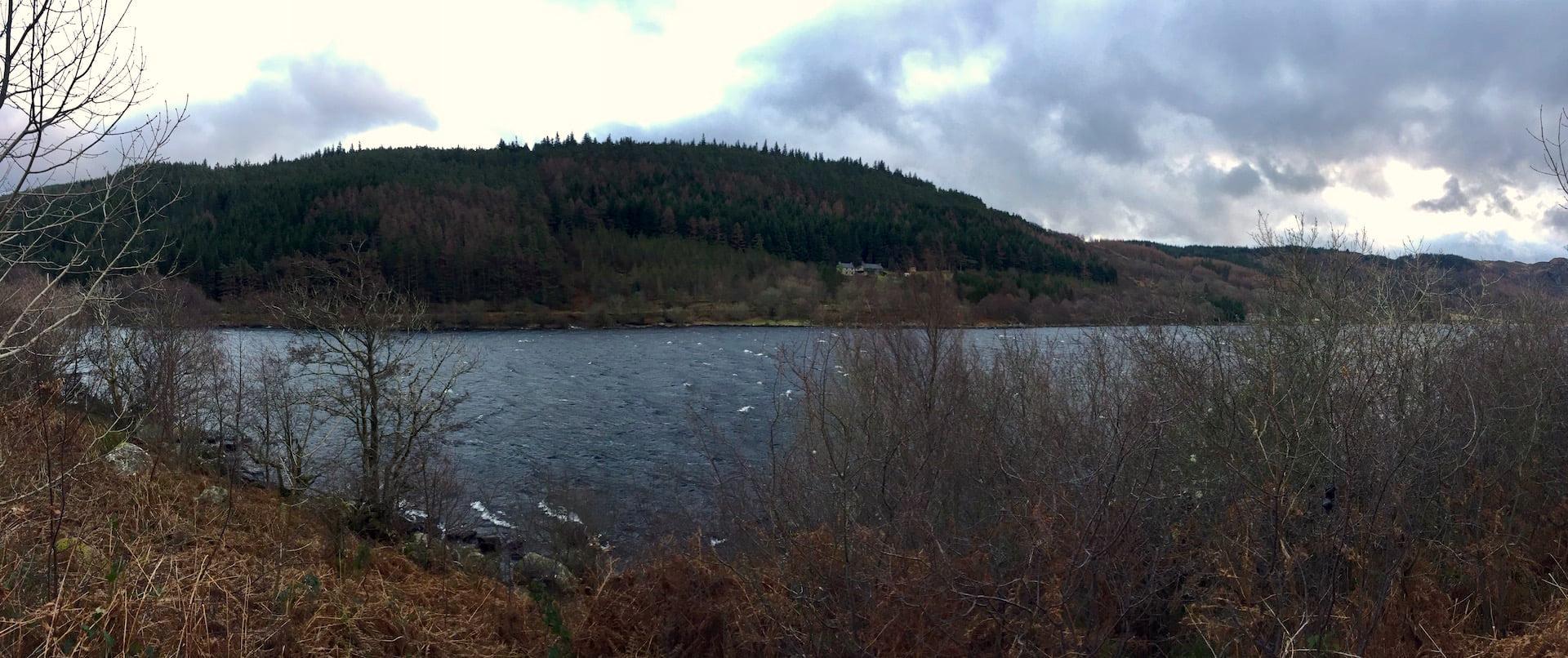 Llyn Crafnant Lake in North Wales   Glan Clwyd Isa