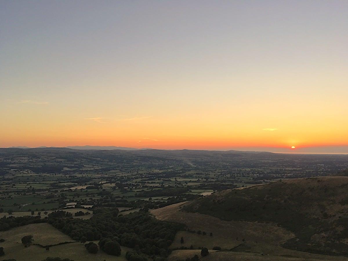 Glan Clwyd Isa | Denbighshire Sunsets 2 | thefrozendivide